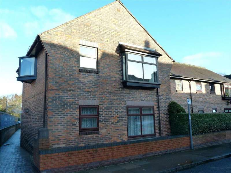 1 Bedroom Retirement Property for sale in Wesley Close, Off Hospital Street, Nantwich, Cheshire, CW5