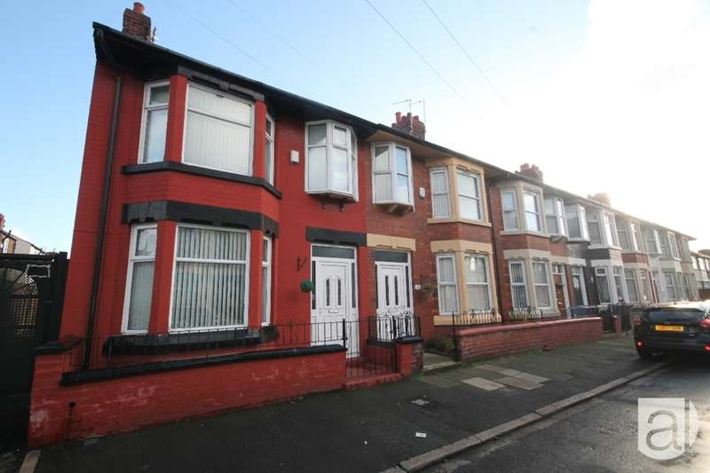 3 Bedrooms Terraced House for sale in Bowley Road, Old Swan, Liverpool L13