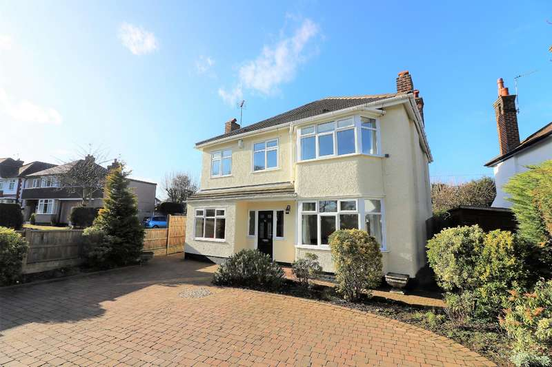 4 Bedrooms Detached House for sale in Pensby Road, Heswall, Wirral, CH61 5UA