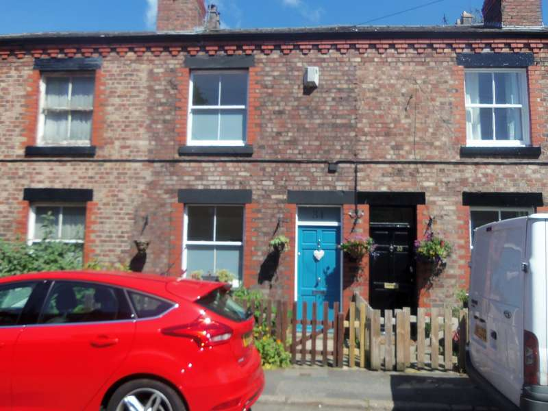 2 Bedrooms Terraced House for rent in Sandfield Road, Gateacre L25