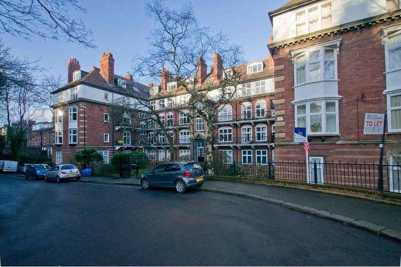 2 Bedrooms Flat for sale in Grange Court, North Grange Mount, Headingley, Leeds 6