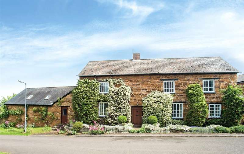 5 Bedrooms Detached House for sale in Yew Tree Lane, Spratton