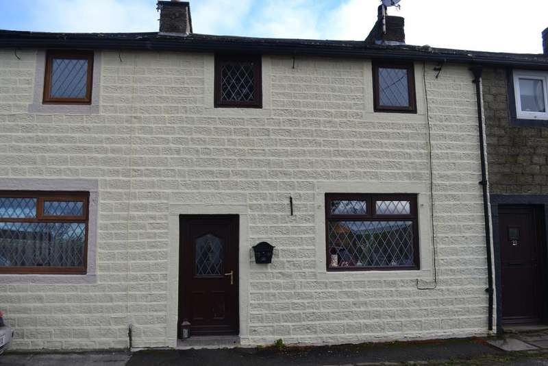 2 Bedrooms Terraced House for sale in New Row, Winewall, Trawde, Colne BB8