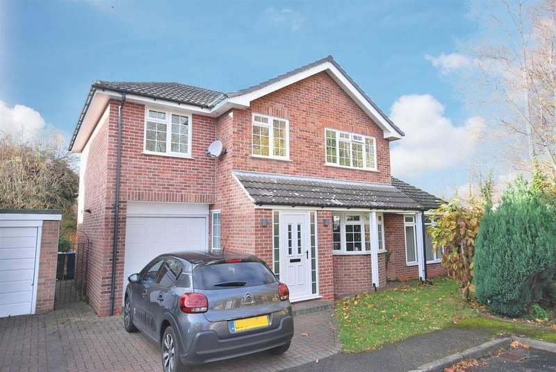 4 Bedrooms Detached House for sale in Brielen Road, Radcliffe on Trent, Nottingham