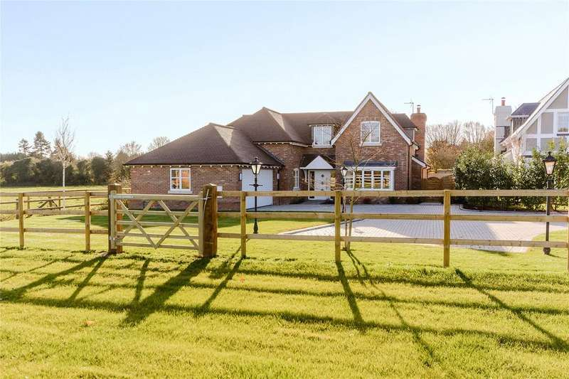 5 Bedrooms Detached House for sale in Heritage Gardens, Green Lane, Littlewick Green, Berkshire, SL6