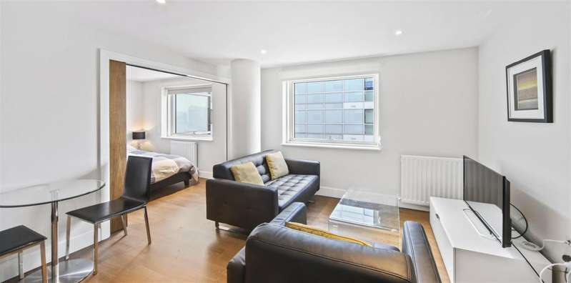 1 Bedroom Apartment Flat for sale in Crawford Building, 112 Whitechapel High Street, Aldgate, London, E1