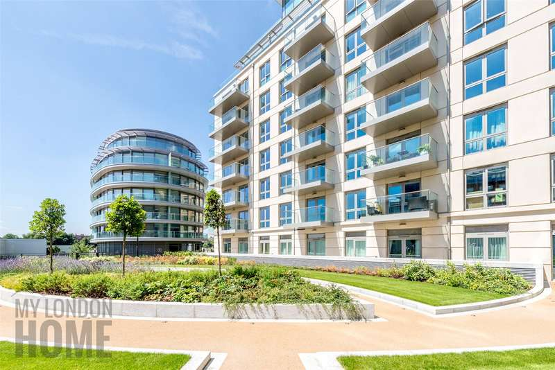 1 Bedroom Apartment Flat for sale in Faulkner House, Fulham Reach, Fulham, London, W6