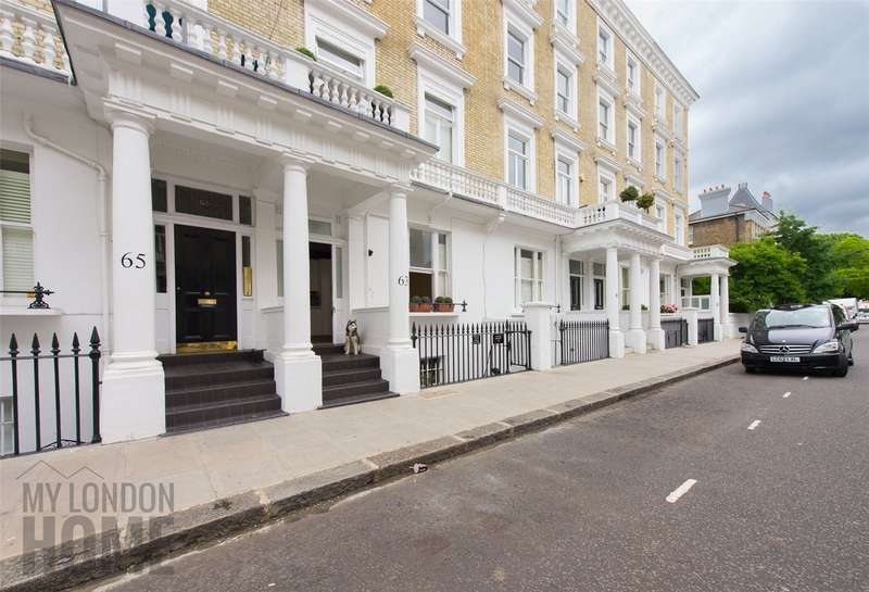 2 Bedrooms Apartment Flat for sale in Harcourt Terrace, Chelsea, London, SW10