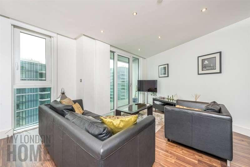 1 Bedroom Apartment Flat for sale in Altitude Point, Alie Street, Aldgate, London, E1
