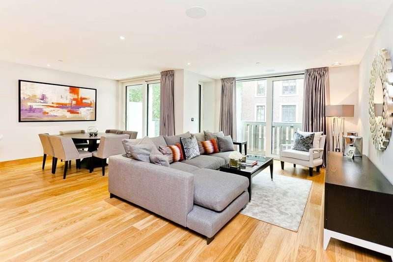 3 Bedrooms Apartment Flat for sale in The Courthouse, Horseferry Road, Westminster, London, SW1P