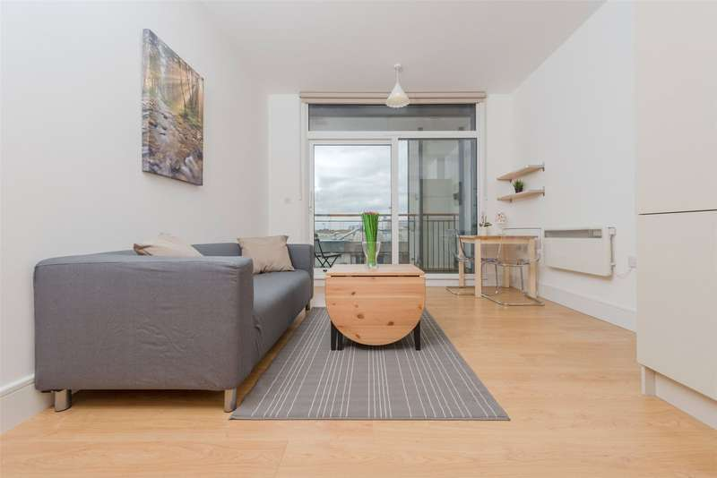 1 Bedroom Apartment Flat for sale in This Space, 1 Cornell Square, Nine Elms, London, SW8