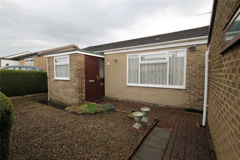 3 Bedrooms Detached Bungalow for sale in Sunningdale, Delves Lane, Consett, DH8
