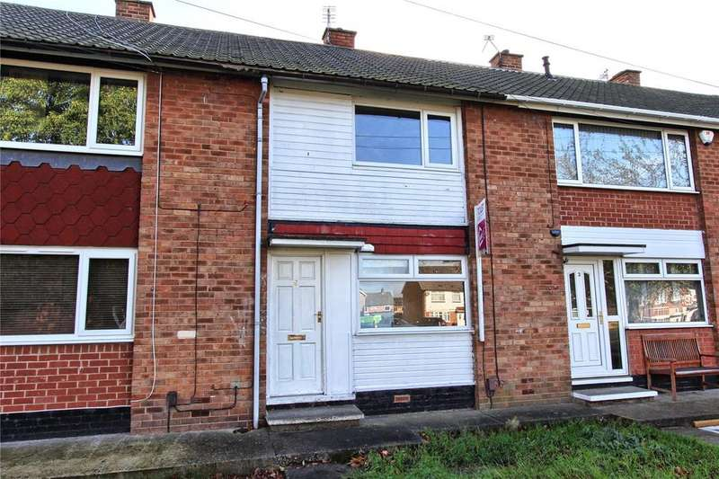 2 Bedrooms Terraced House for sale in Albourne Green, Easterside