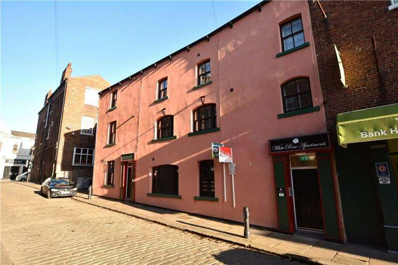 2 Bedrooms Apartment Flat for sale in White Rose Apartments, 1,2,3,5 Bank Street, Wakefield, West Yorkshire