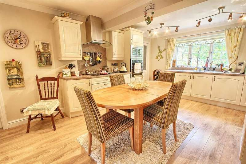 3 Bedrooms Detached Bungalow for sale in Barkston Close, Wolviston Court