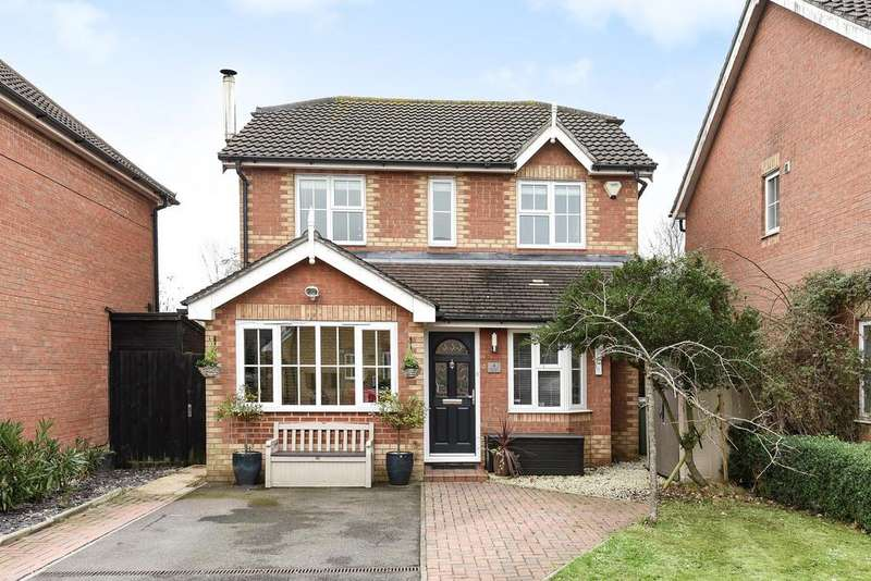 3 Bedrooms Detached House for sale in Boughton Monchelsea, Maidstone