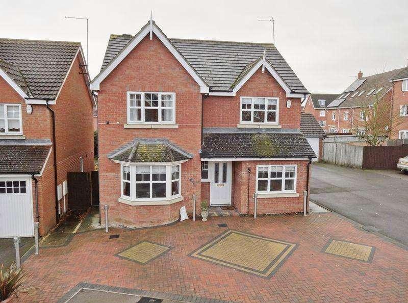 5 Bedrooms Detached House for sale in Lavender Close, Oakley Vale