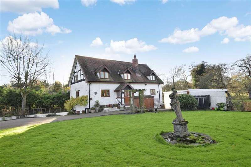 4 Bedrooms Cottage House for sale in Alveley, Bridgnorth, Shropshire