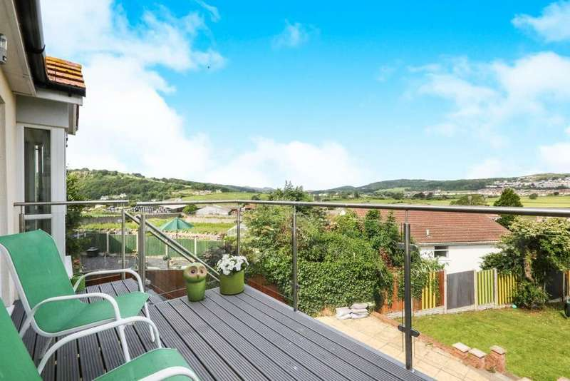 4 Bedrooms Detached House for sale in 32A Marston Road, Rhos on Sea, LL28 4SG