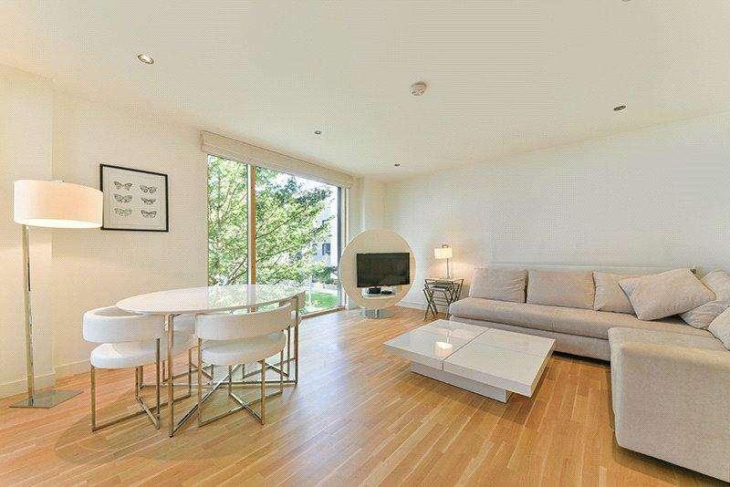 2 Bedrooms Flat for sale in Cordage House, 15 Cobblestone Square, London, E1W
