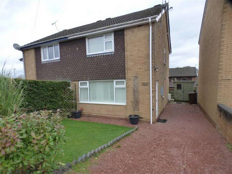 2 Bedrooms Semi Detached House for sale in 13, Moreton Avenue, Kingsley