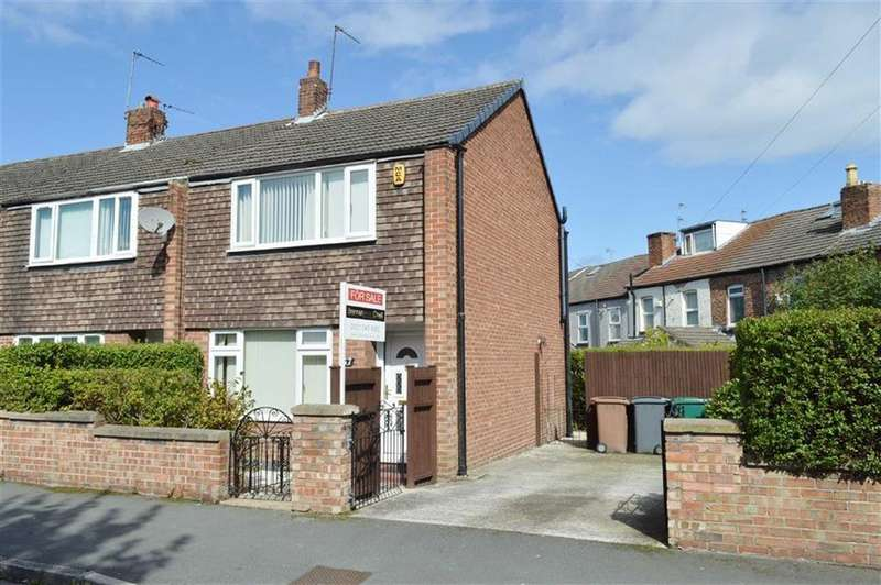 3 Bedrooms Terraced House for sale in Farlow Road, CH42