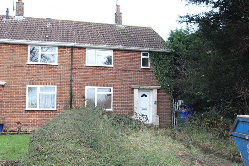 2 Bedrooms Semi Detached House for sale in Watling Street, Potterspury, Towcester