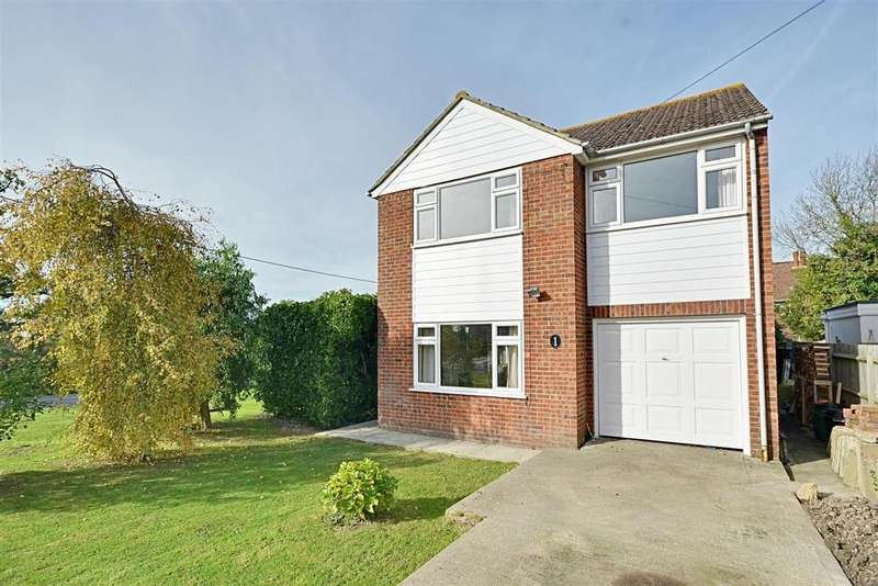 3 Bedrooms Detached House for sale in Coombelands, Wittersham
