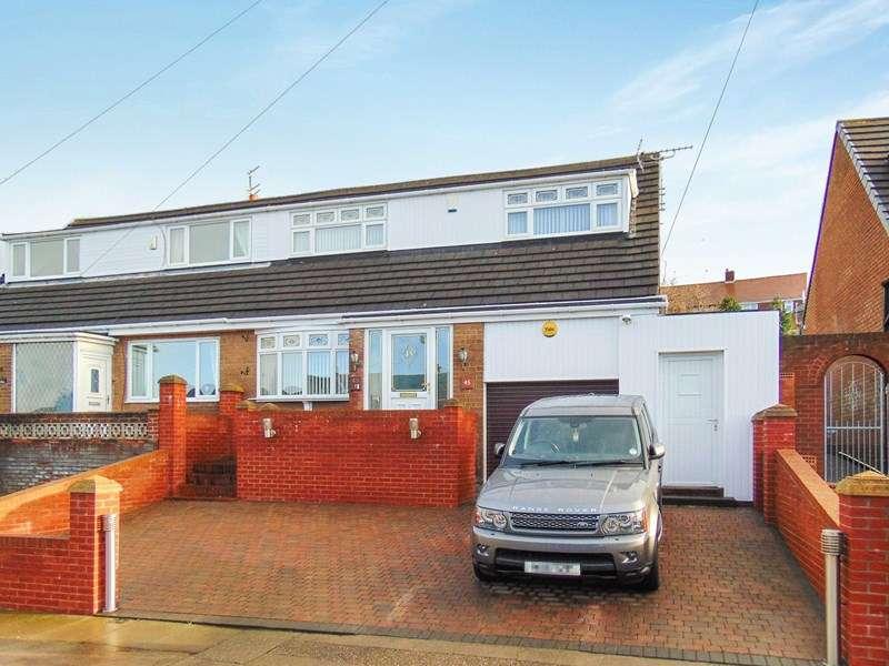 3 Bedrooms Property for sale in Greenbank Drive, South Hylton, Sunderland, Tyne and Wear, SR4 0JX