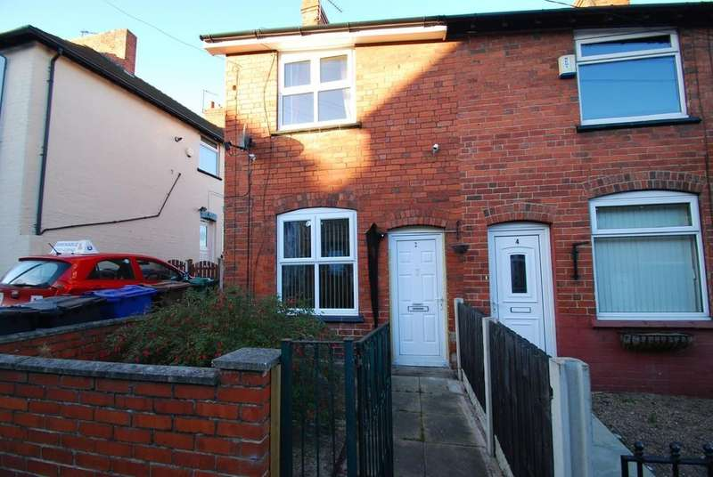2 Bedrooms End Of Terrace House for sale in Vernon Street North, Barnsley S71