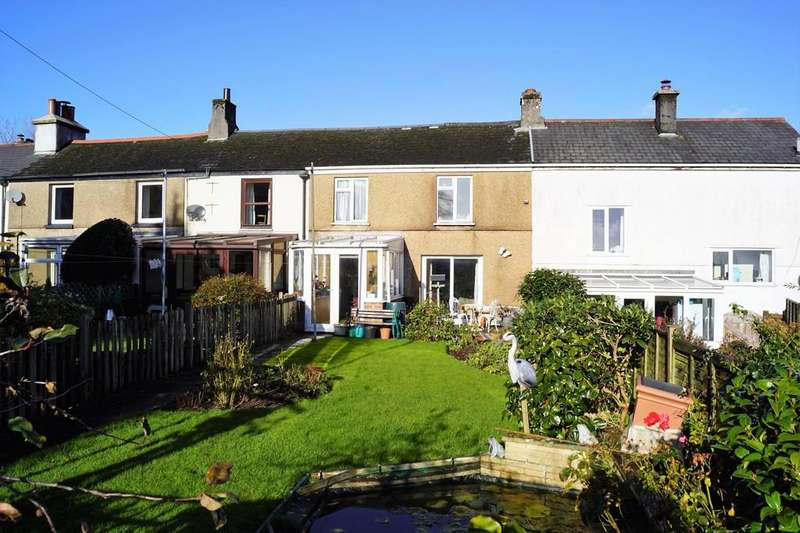 2 Bedrooms Terraced House for sale in Gunnislake