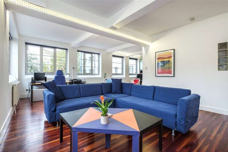 1 Bedroom Flat for sale in Sunlight Square, London, E2