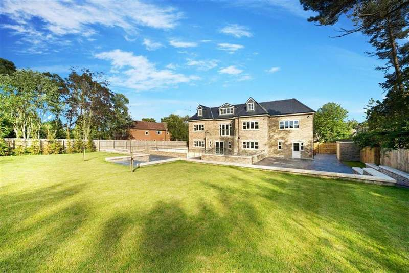 6 Bedrooms Detached House for sale in Darras Road, Ponteland, Newcastle Upon Tyne