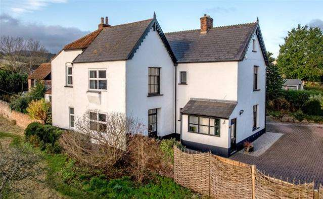 5 Bedrooms Detached House for sale in Lime Street, Nether Stowey, Bridgwater