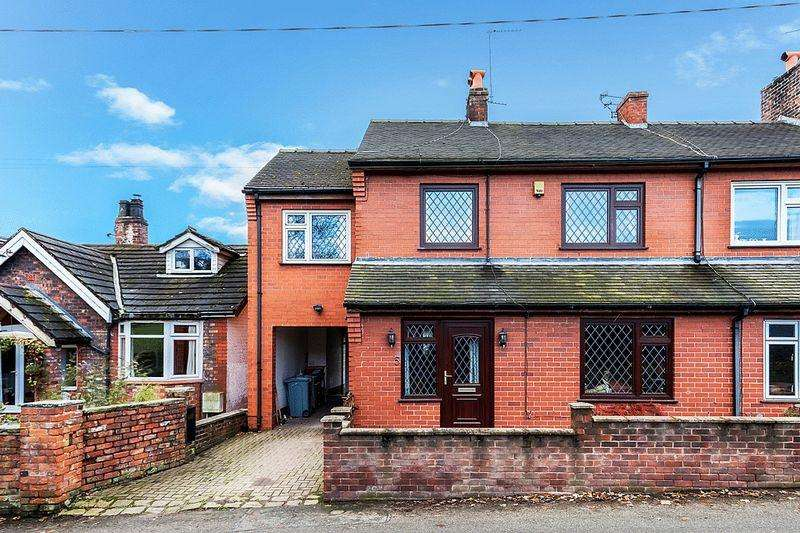 4 Bedrooms Terraced House for sale in Weathercock Lane, Congleton