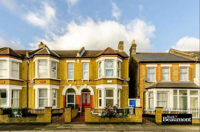 2 Bedrooms Flat for sale in Albacore Crescent, Lewisham
