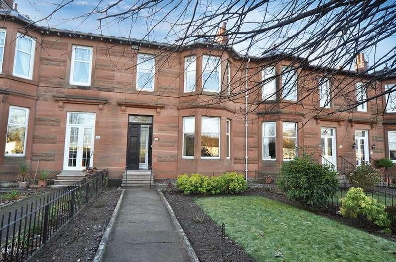 3 Bedrooms Terraced House for sale in 164 Carmunnock Road, Glasgow, G44 5AJ