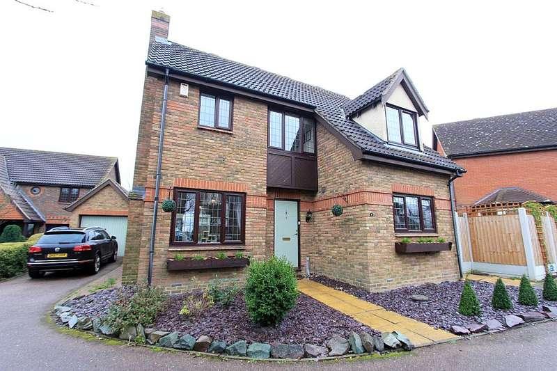 3 Bedrooms Detached House for sale in Pavilion Place, Billericay, Essex, CM12 0ET