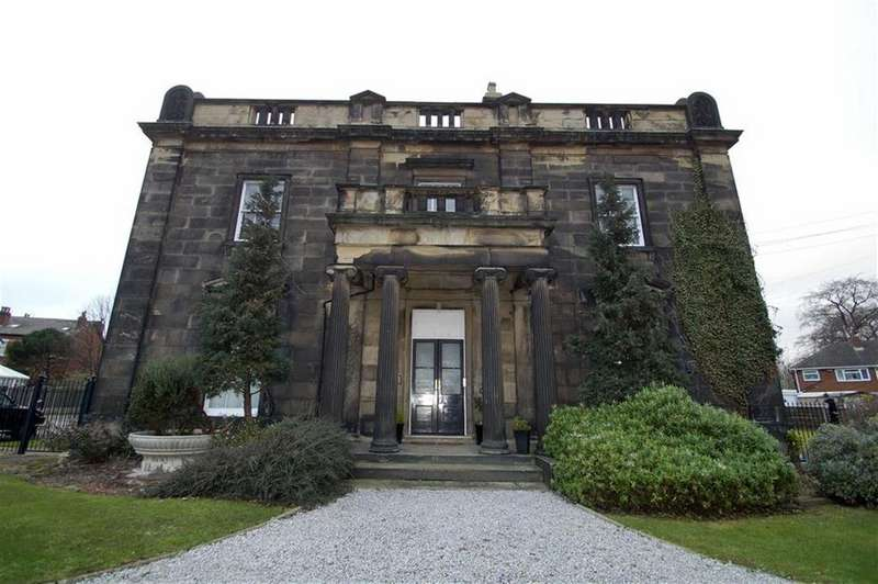 2 Bedrooms Flat for sale in Eshald Mansion, Leeds