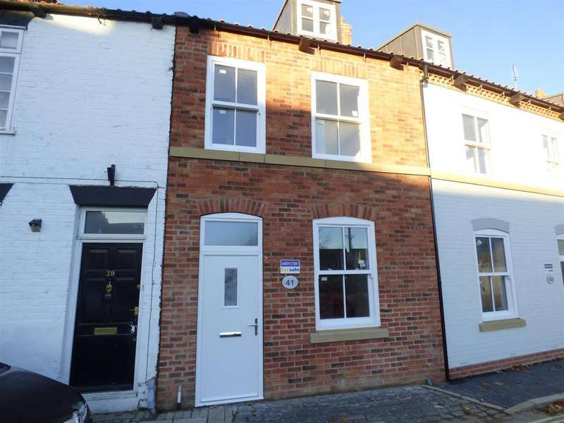 4 Bedrooms Town House for sale in Plot 1, 41 Trinity Lane, Beverley, HU17 0DY