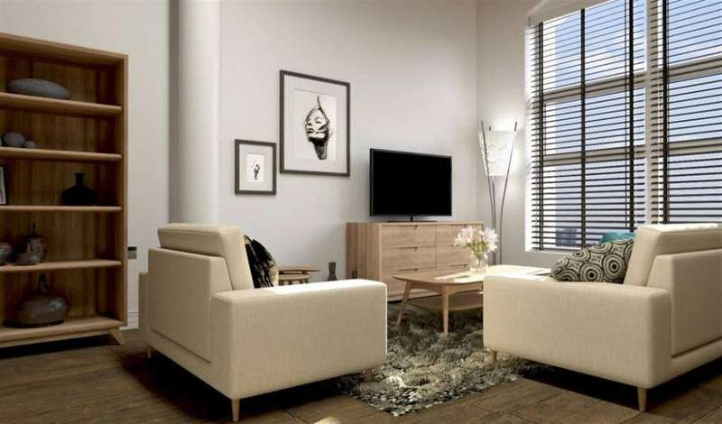 2 Bedrooms Apartment Flat for sale in Victoria Mill, Manchester