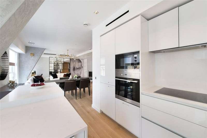 3 Bedrooms Apartment Flat for rent in Aldwych Chambers, 29 Essex Street, WC2R