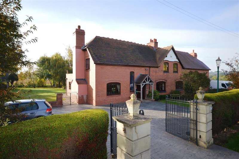 3 Bedrooms Semi Detached House for sale in Breinton, Hereford
