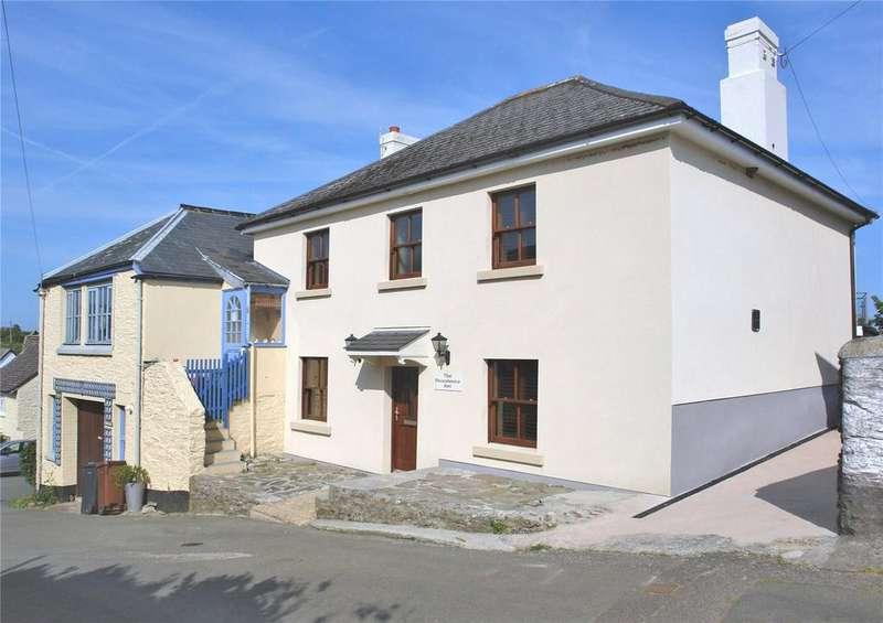 6 Bedrooms Semi Detached House for sale in East Prawle, Kingsbridge, Devon, TQ7