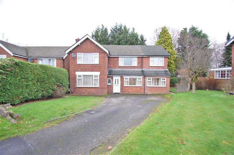 4 Bedrooms Detached House for sale in Adelaide Road, Bramhall, Cheshire