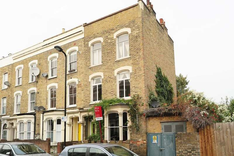 5 Bedrooms End Of Terrace House for sale in Dunlace Road, Hackney