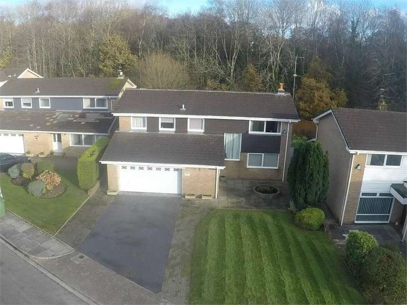4 Bedrooms Detached House for sale in Berrymead Road, Cyncoed, Cardiff