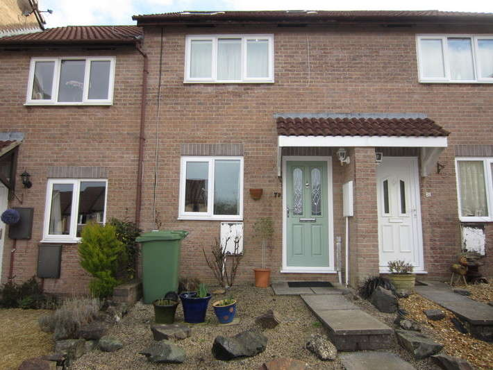 2 Bedrooms Terraced House for rent in 79 Finch Close, Shepton Mallet , Shepton Mallet