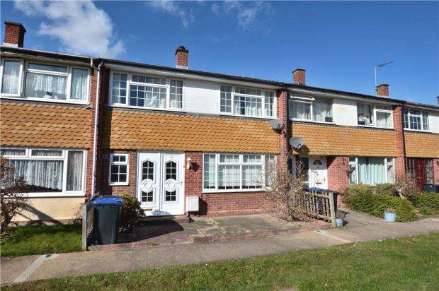 3 Bedrooms Terraced House for sale in Savay Close, Denham