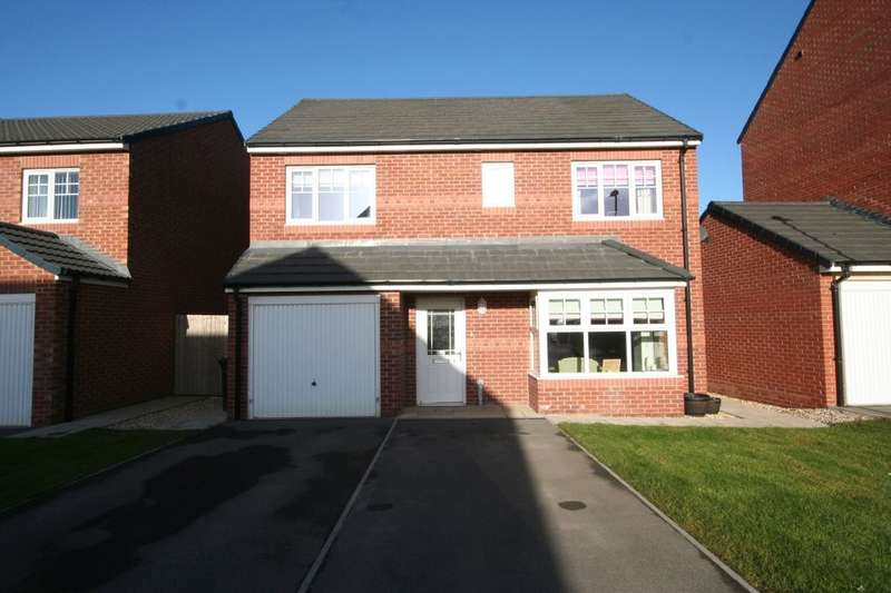 4 Bedrooms Detached House for sale in Baron Close, Acklam, Middlesbrough, TS5